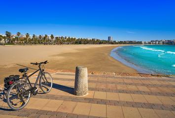 Wall Mural - Salou beach Llevant Levante platja Tarragona