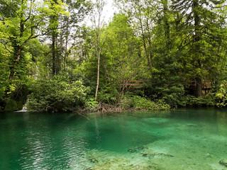 Plitvice natural parks