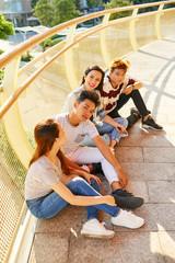 Vietnamese college students