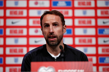 Euro 2020 Qualifier - England Press Conference