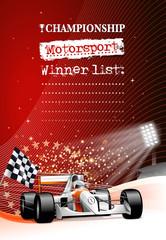 racing winning list