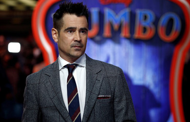 "European premiere of ""Dumbo"" movie"