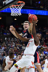 NCAA Basketball: NCAA Tournament-First Round-Maryland vs Belmont