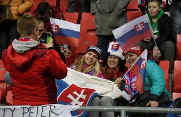 Euro 2020 Qualifier - Group E - Slovakia v Hungary