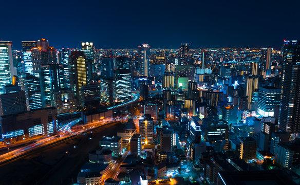大阪夜景・2019