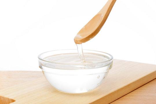 Coconut MCT oil : 100% medium chain fatty acid