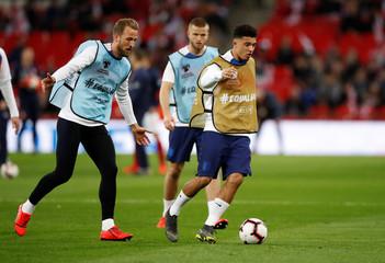Euro 2020 Qualifier - Group A - England v Czech Republic