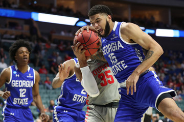 NCAA Basketball: NCAA Tournament-First Round-Houston vs Georgia State