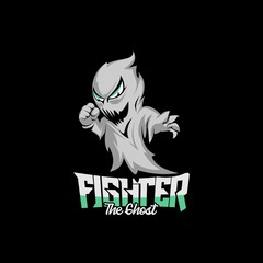 the green ghost fighter