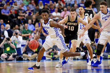 NCAA Basketball: NCAA Tournament-Second Round-Wofford vs Kentucky
