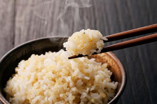 玄米 Brown rice