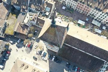 Kirche St. Johann Schaffhausen