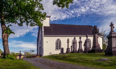 Chapel in Halifax, Nova Scotia