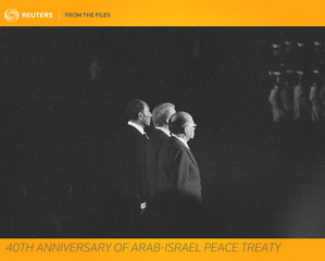 FROM THE FILES - 40TH ANNIVERSARY OF EGYPT-ISRAEL PEACE TREATY