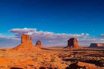 Monument Valley, Arizona. USA