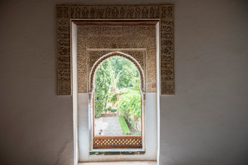 Architectural Beauty of Alhambra Palace