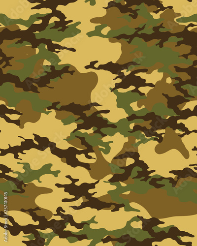 picture relating to Camo Printable titled Camouflage behavior.Seamless military services wallpaper.Armed service design and style