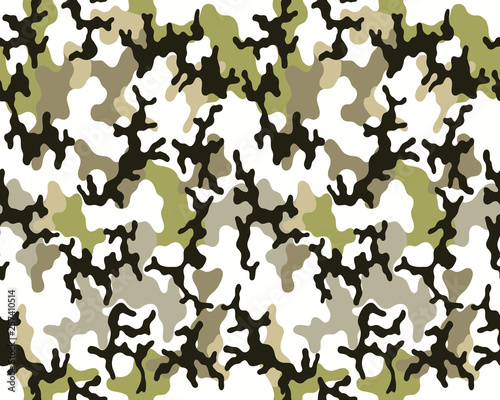 photograph relating to Camo Printable referred to as Camouflage behavior.Seamless armed forces wallpaper.Navy style