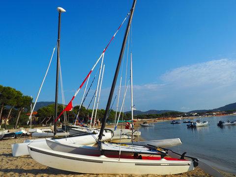 Elba - Strand in Marina di Campo