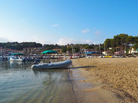 Strand in Marina di Campo - Insel Elba