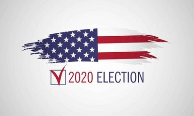2020 United States of America Presidential Election banner
