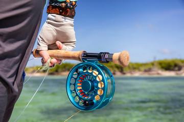 Ready to fish