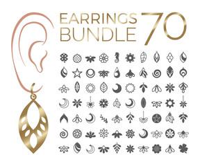 70 Bundle earrings