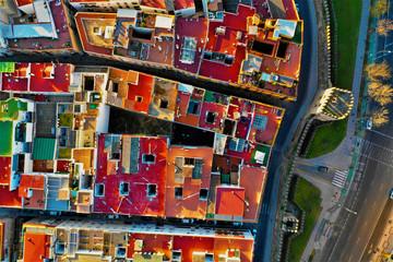 Sevilla Luftbilder - Drohnenaufnahmen mit der DJI Mavic 2 von Sevilla