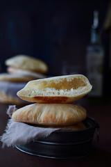 Fresh pita bread
