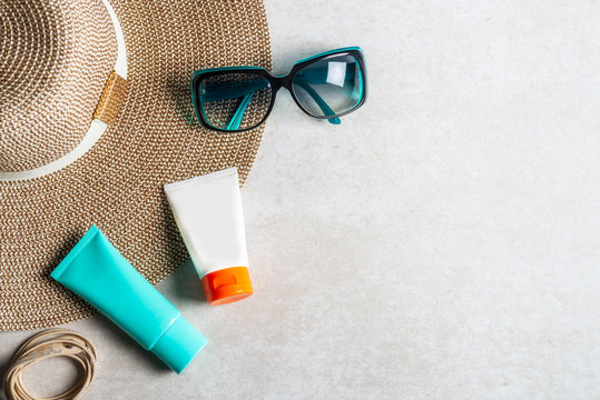 pring and summer protection against the Sun, sunscreen rpoducts