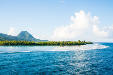Huahine, Tahiti (French Polynesia)