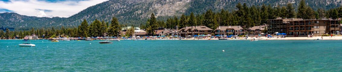 Lake Tahoes 4th panos