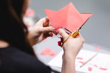 Découpage de papier - un art chinois