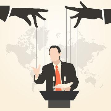 man speaker silhouette preaching presentation