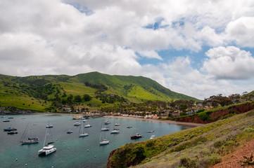 Santa Catalina Island Two Harbors