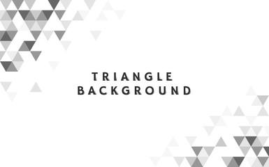 Geometric triangle pattern illustration