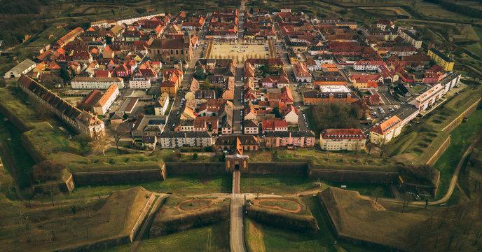 Neuf-Brisach city