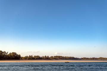 Strandlandschft in Thailand