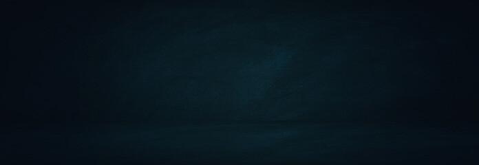 dark blue cement studio background