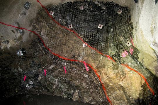 Underground Mine Ore
