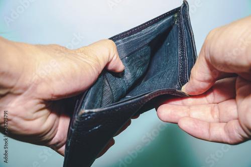 No Money In Purse
