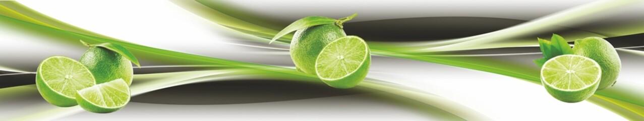 Fototapeta limonki   obraz