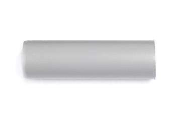 Short plastic pipe