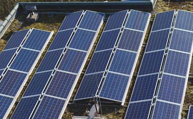 Panele sloneczne, odnawialne zrodla energii