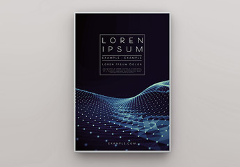 Poster Layout with Mesh