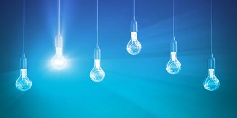 Obraz Business Innovation - fototapety do salonu
