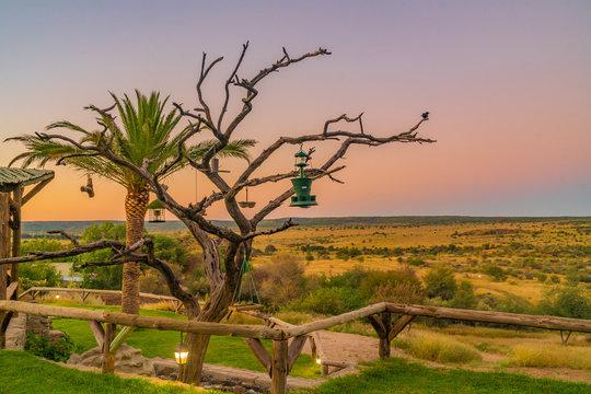Luxus Lodge nahe Windhoek Namibia