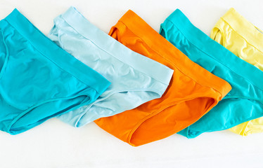 colorful men's panties