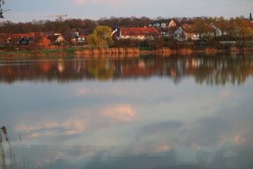 Canvas Prints River seelandschaft
