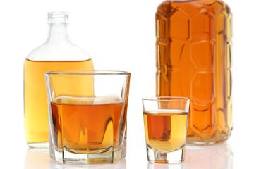 ウイスキー グラス ボトル